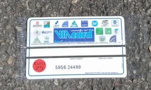 Viacard EUR 25