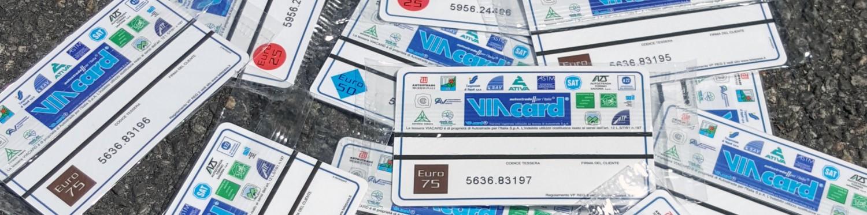 Viacard – die Zahlkarte auf Italiens Autobahn